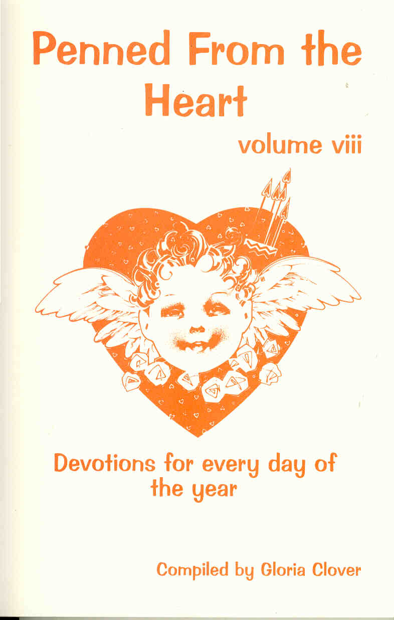 Cover of Penned From the Heart, vol. viii
