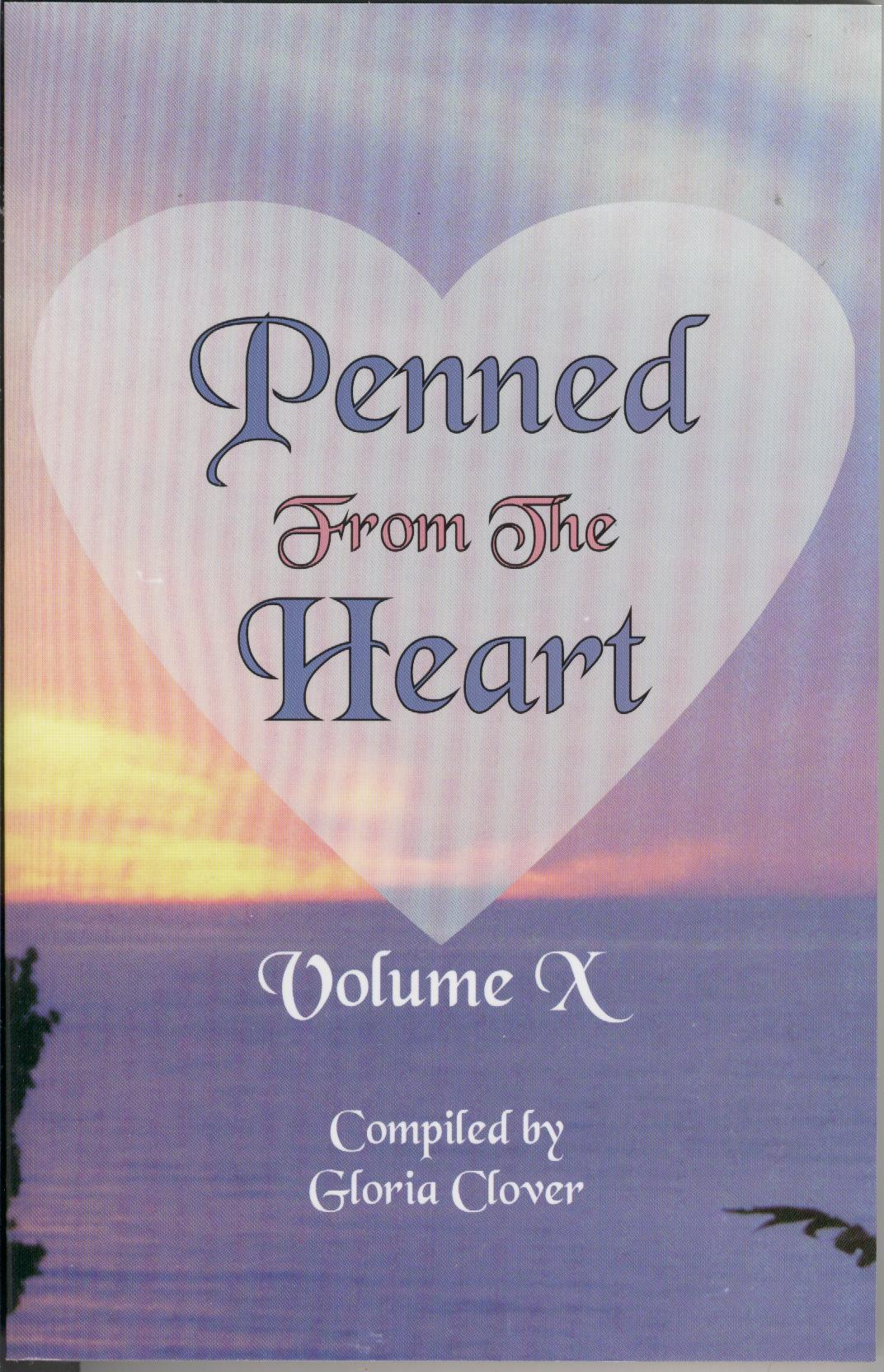 Cover of Penned From the Heart, vol. x