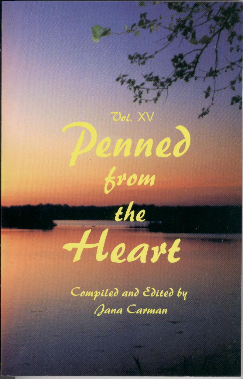 Cover of Penned From the Heart, vol. xv